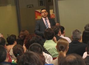 Conferencia Juan Carlos Barceló