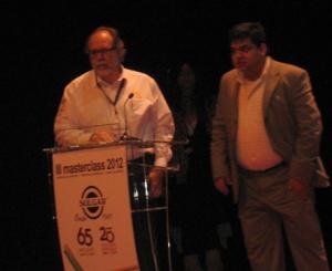 Pedro Porta y Roberto Vimbert