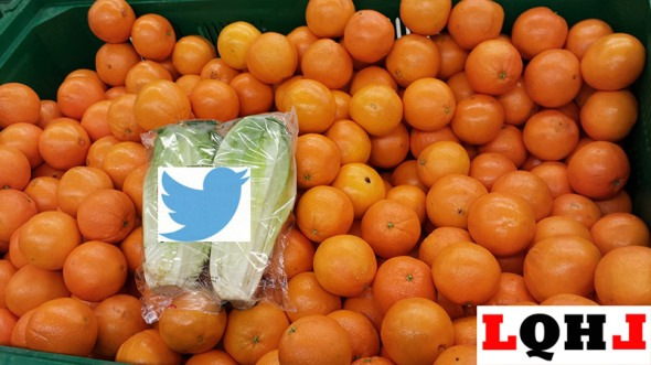 Ser la mejor naranja no implica ser una lechuga. Hay que ser naranja y demostrarlo. Marca personal.